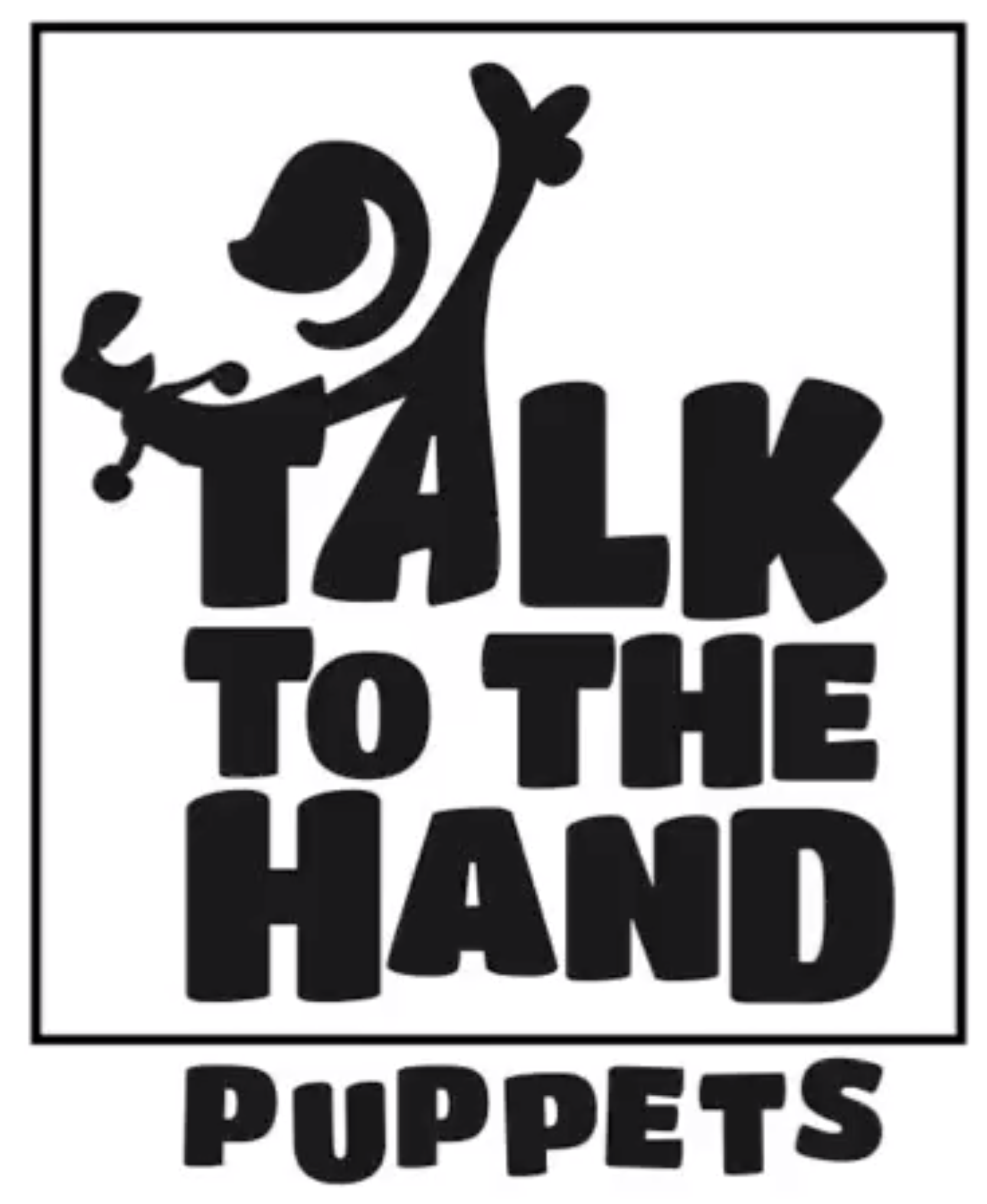 Talk to the Hand Puppetry logo